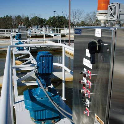 Water treatment plant expands, ready for future growth