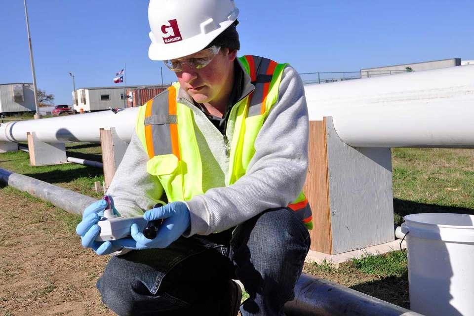 A Texas-Sized UV Pilot: Pursuing Alternative Disinfection