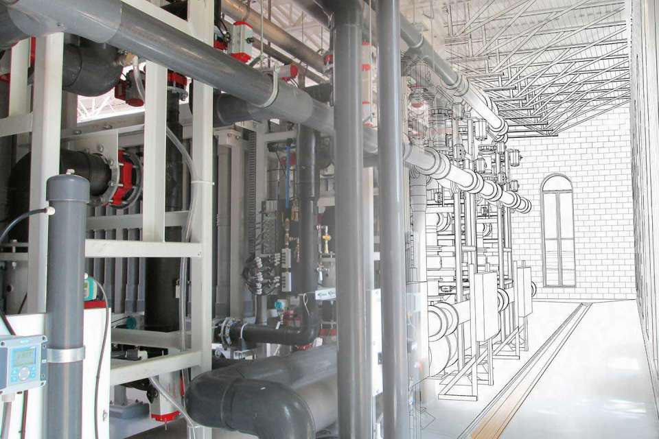 Tuscumbia is Alabama's first to use blended series membrane technology